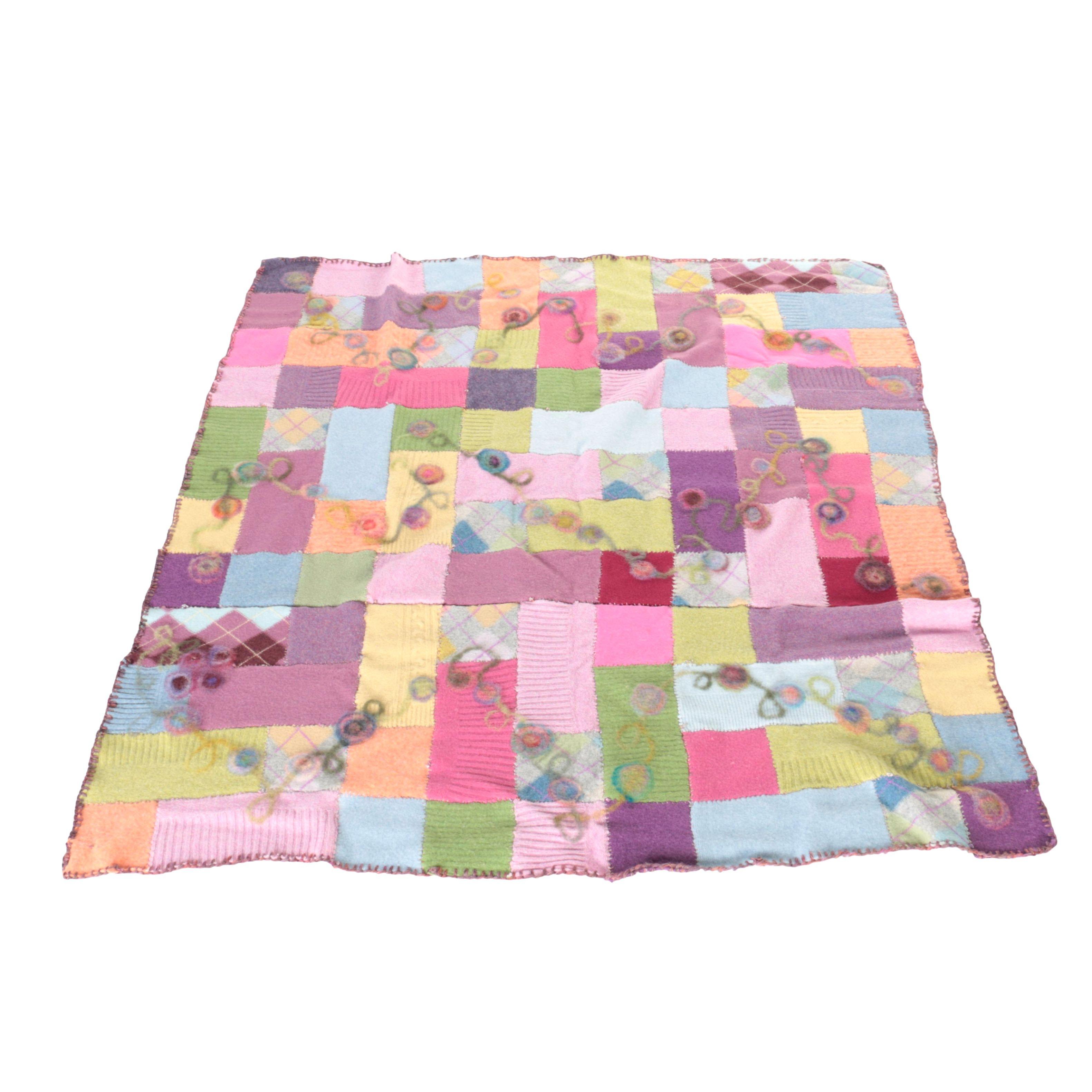 Handmade Wool Blanket