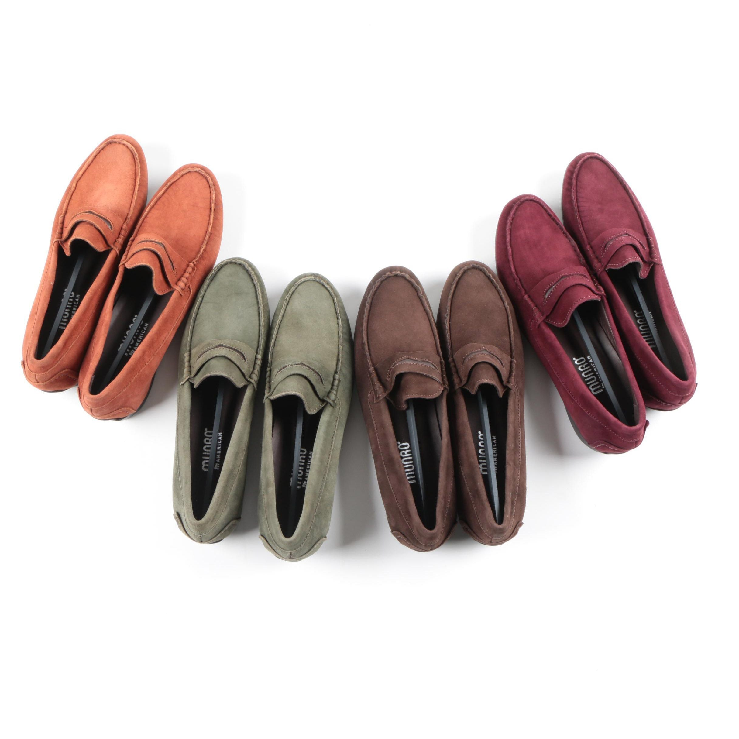 """Women's Munro American """"Ramie"""" Suede Loafers"""