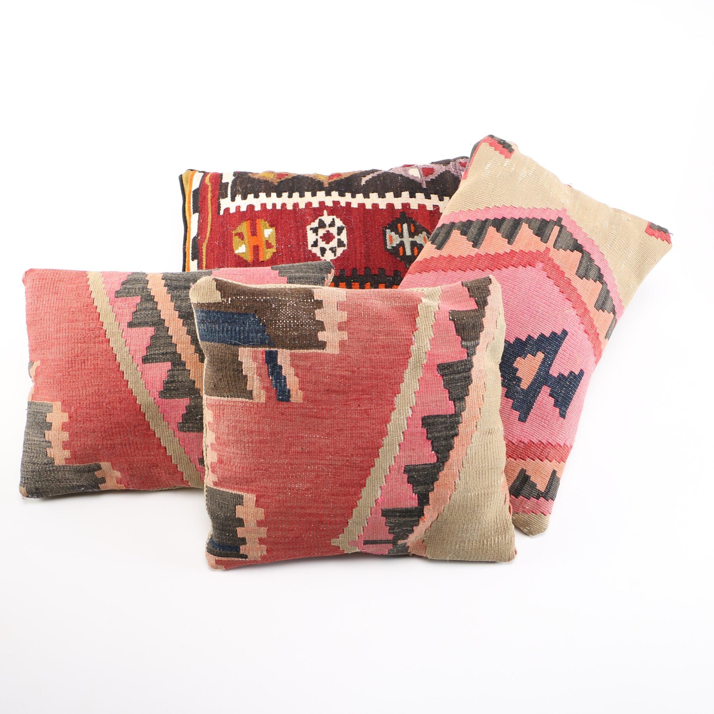 Kilim Style Accent Pillows