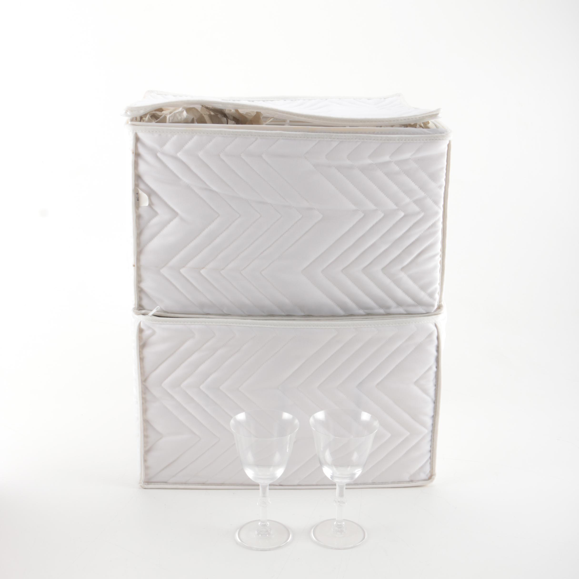 Lalique Wine Glasses