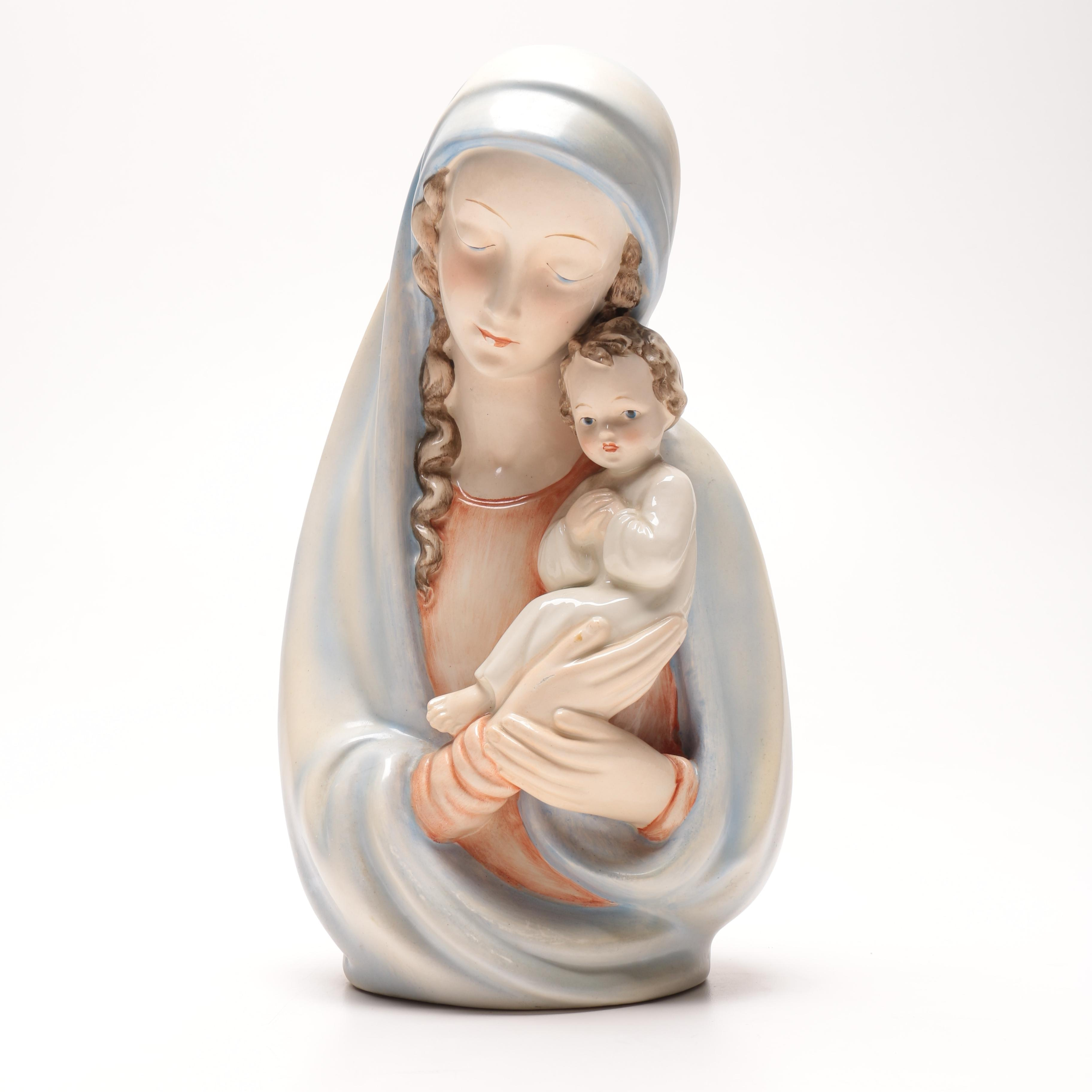 Goebel Hummel Madonna Figure