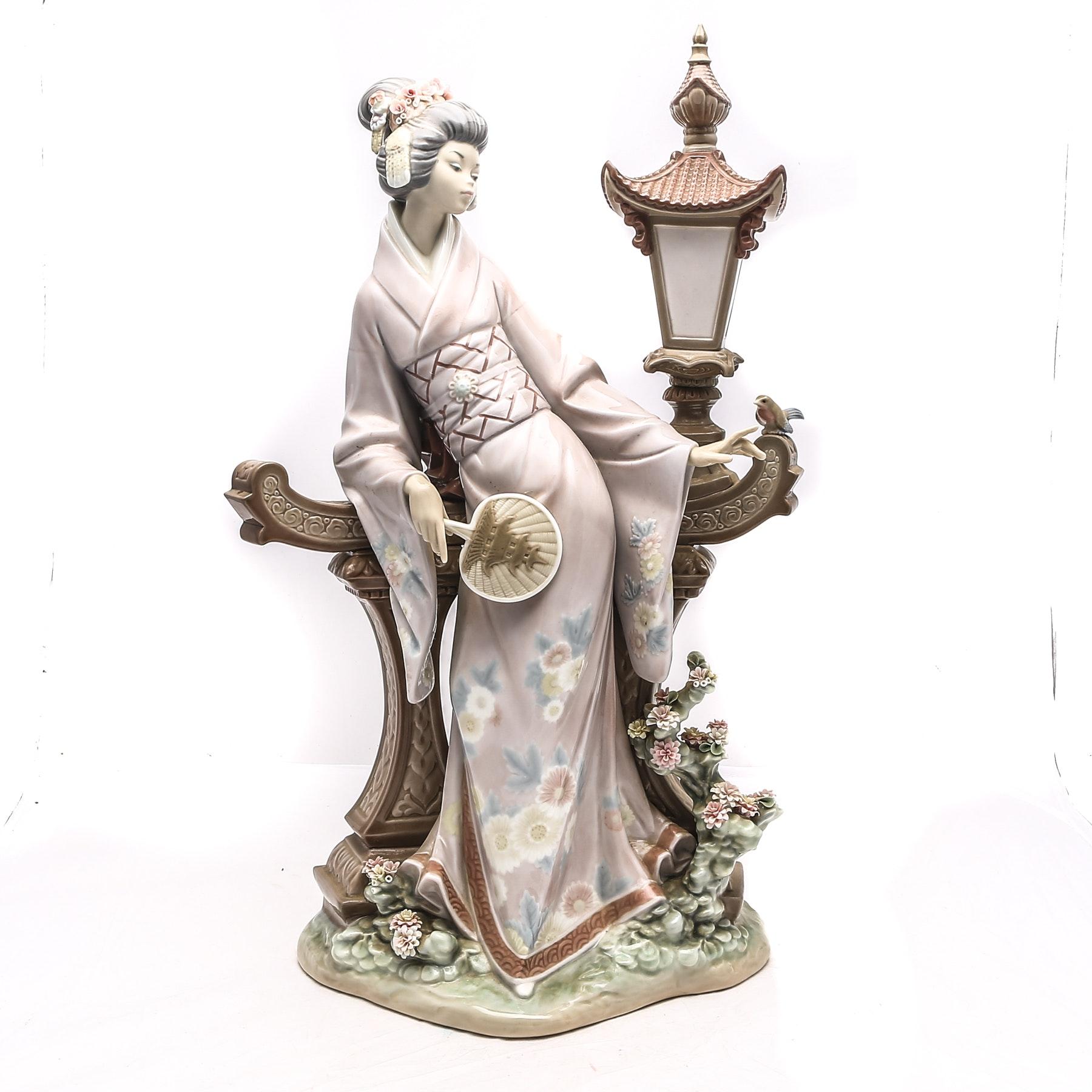 """Lladró """"Mariko"""" Figurine #1421"""
