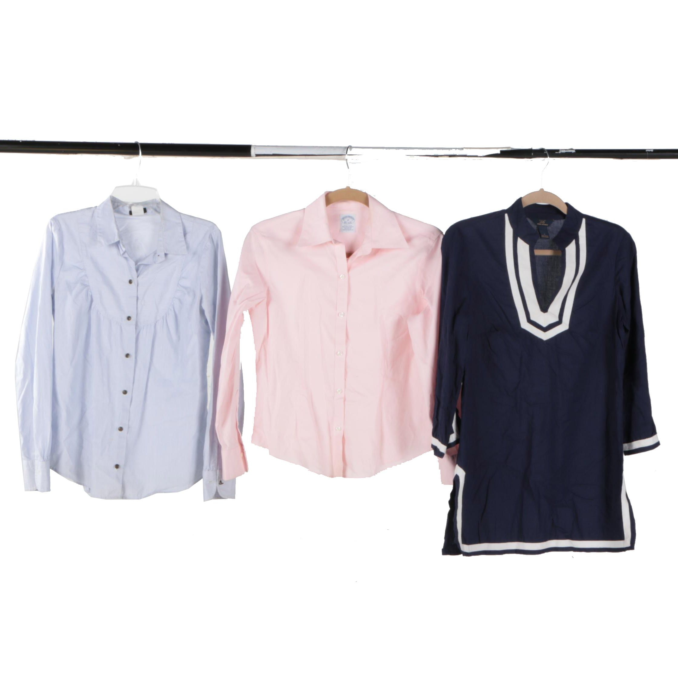Women's Button Downs and Tunic