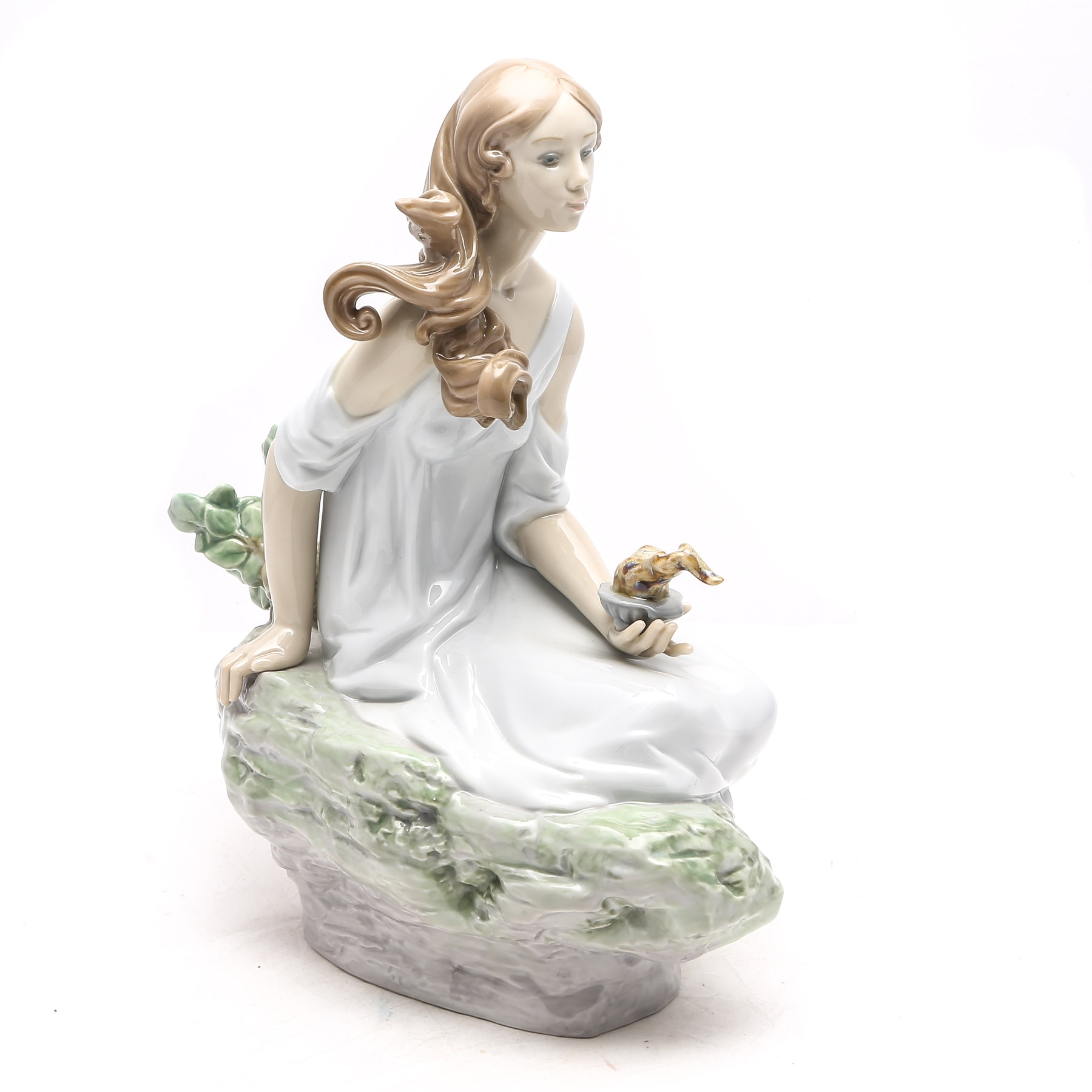 "Lladro ""The Muse"" #7703 Signed by the Artist and Numbered"
