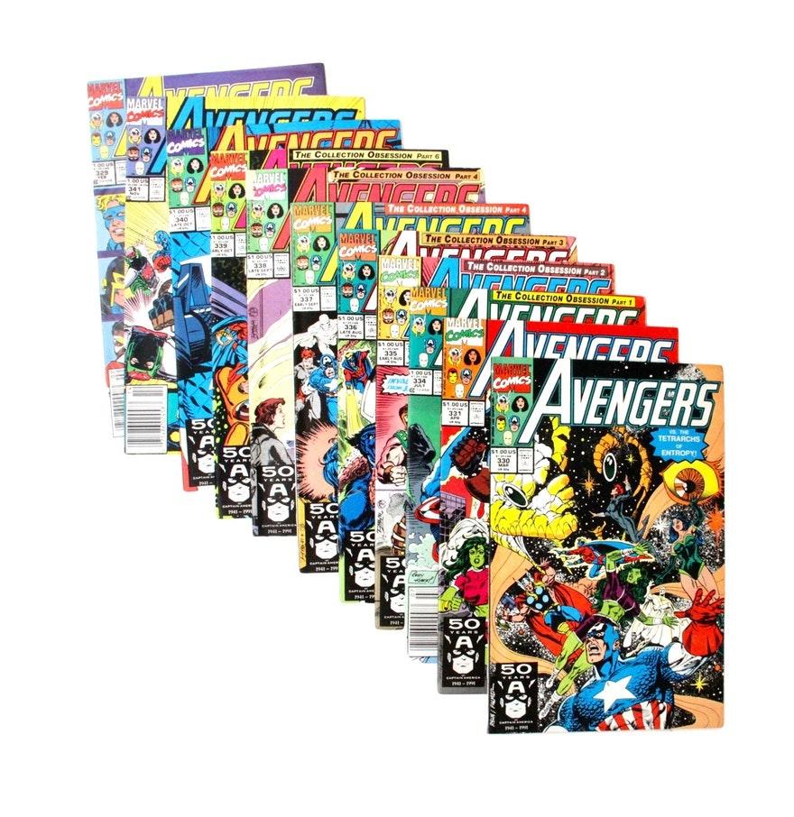 Art, Collectibles, Comics & More
