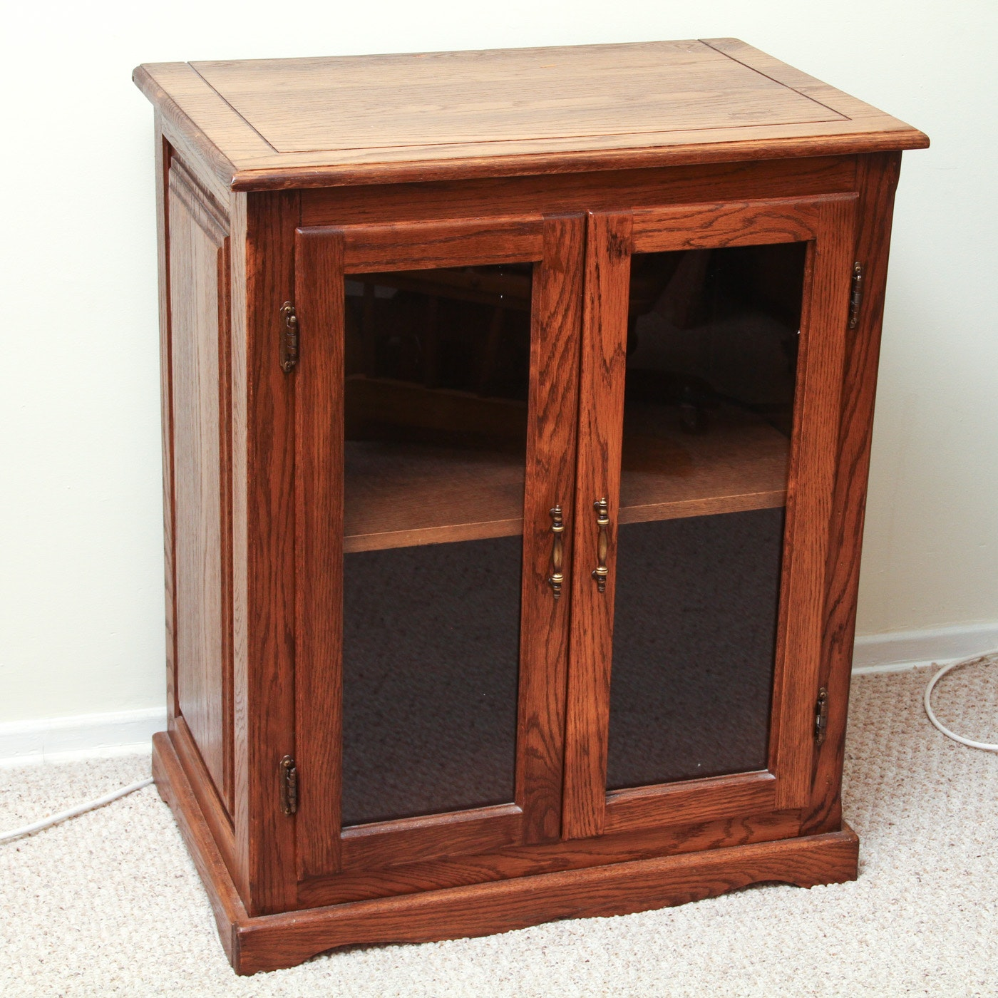 Exceptional Small Wood Cabinet ...