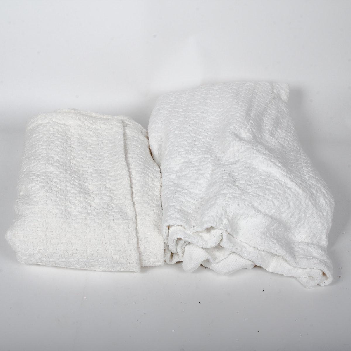 Pair of Fieldcrest Blankets