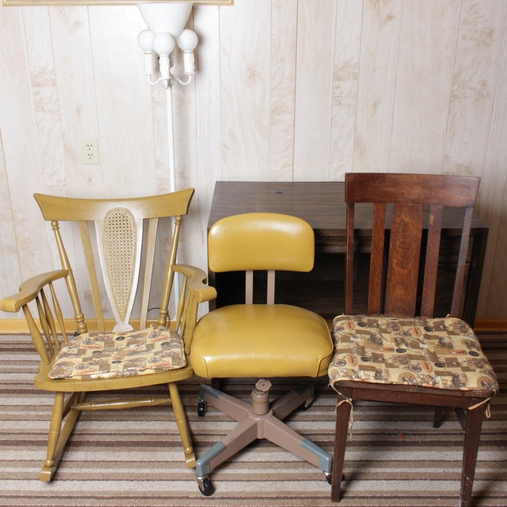 Mid Century Furniture Assortment