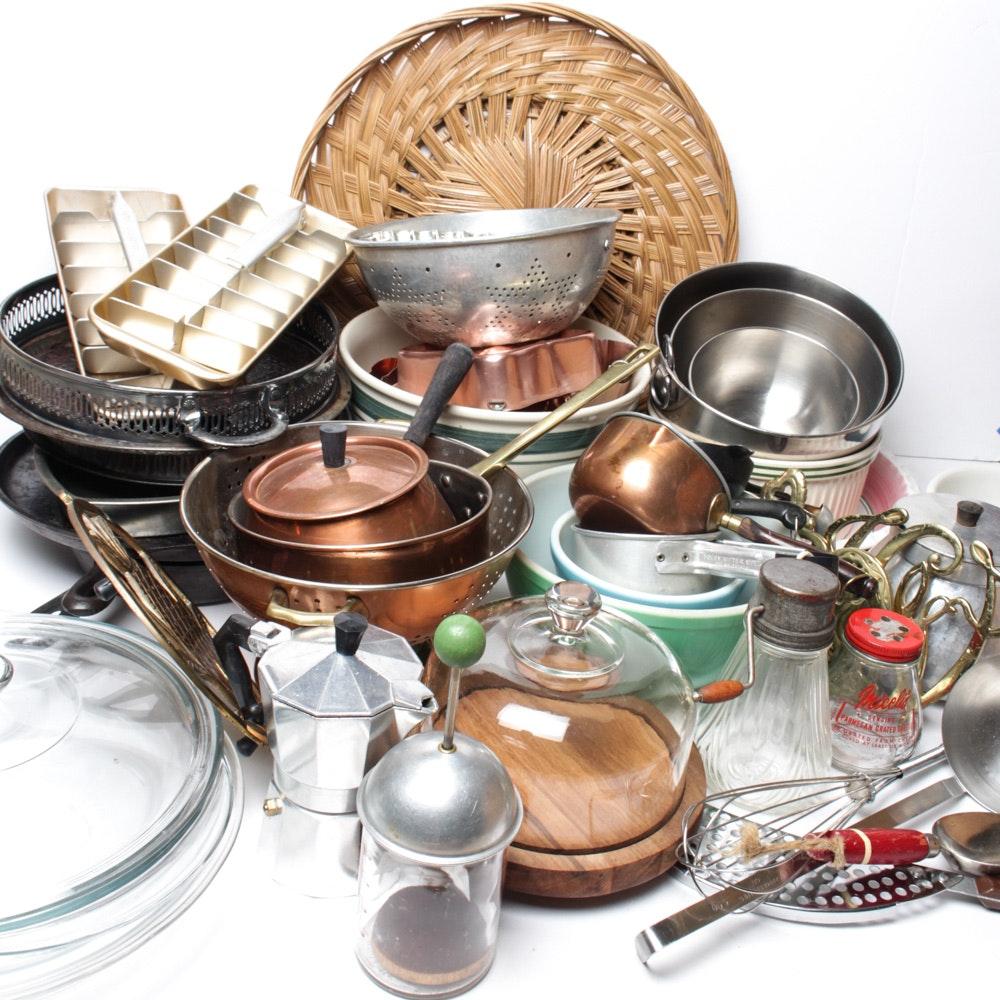 Vintage Kitchen Assortment