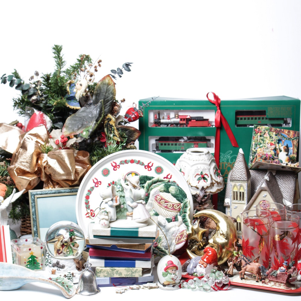 Holiday Decor Assortment