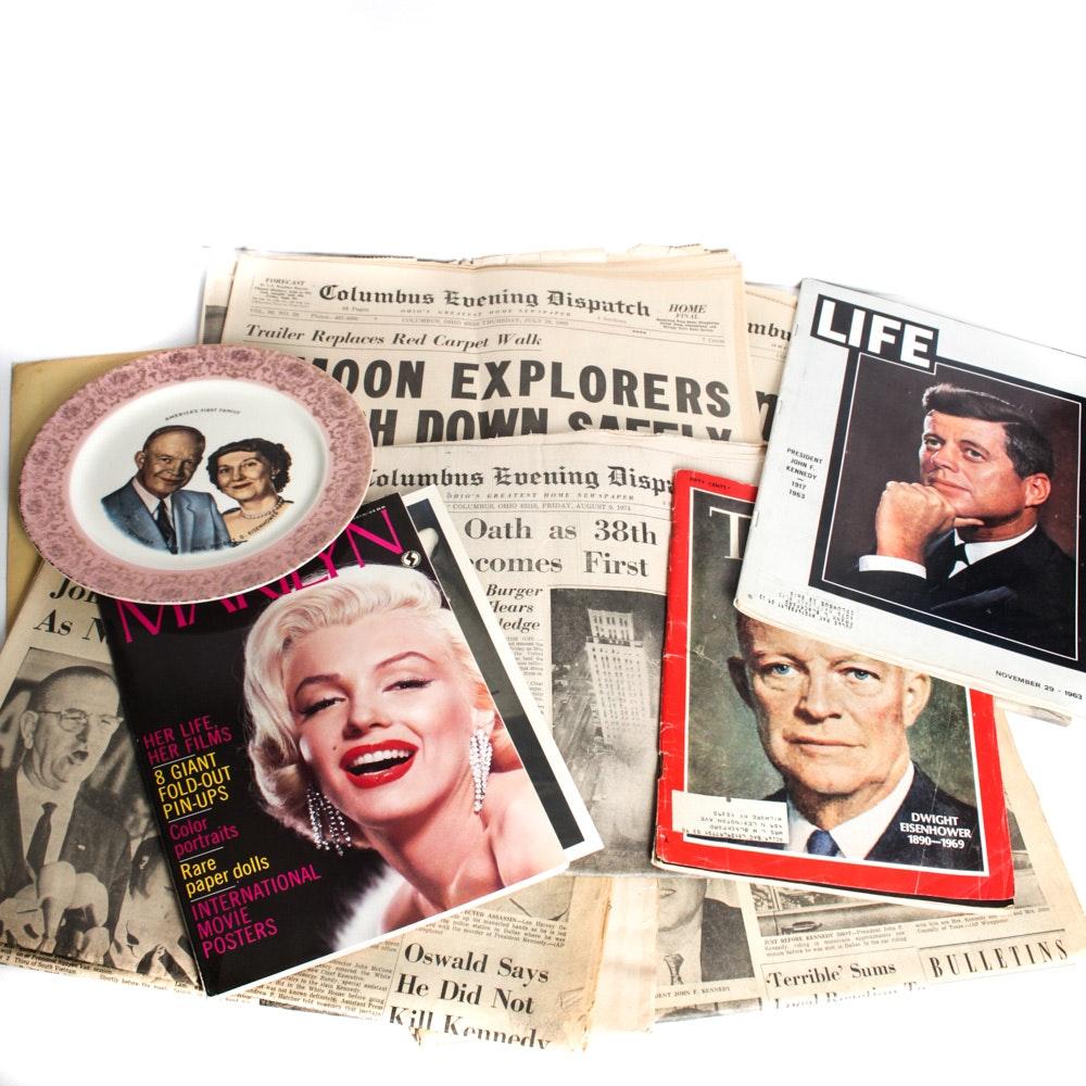 1960s Political Ephemera Collection
