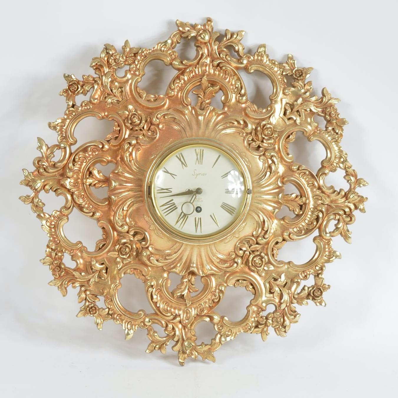 Syroco Wall Clock