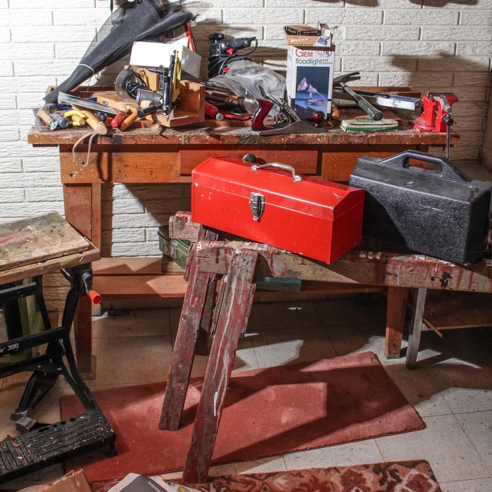 Workshop Cleanout Assortment