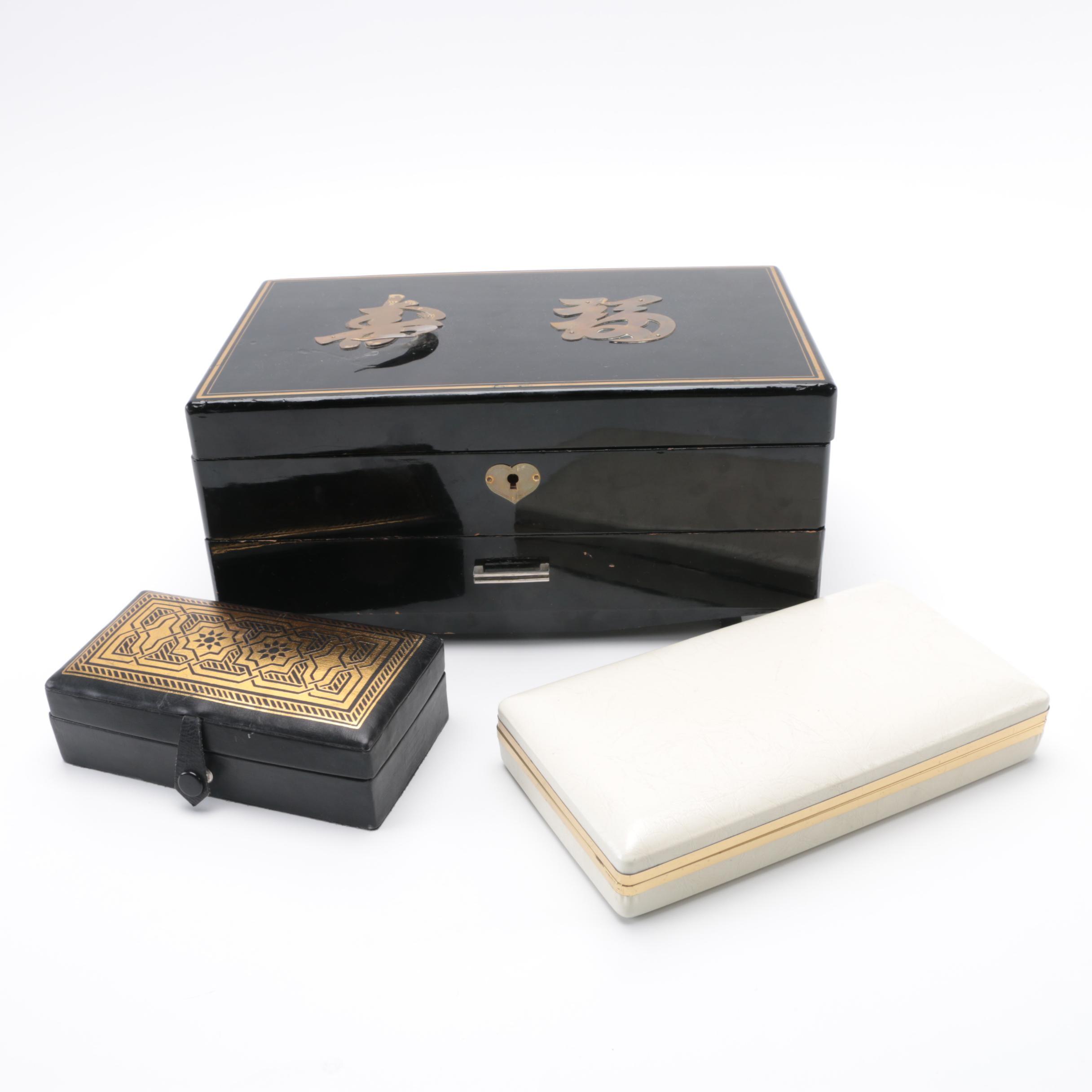 Jewelry Box Assortment