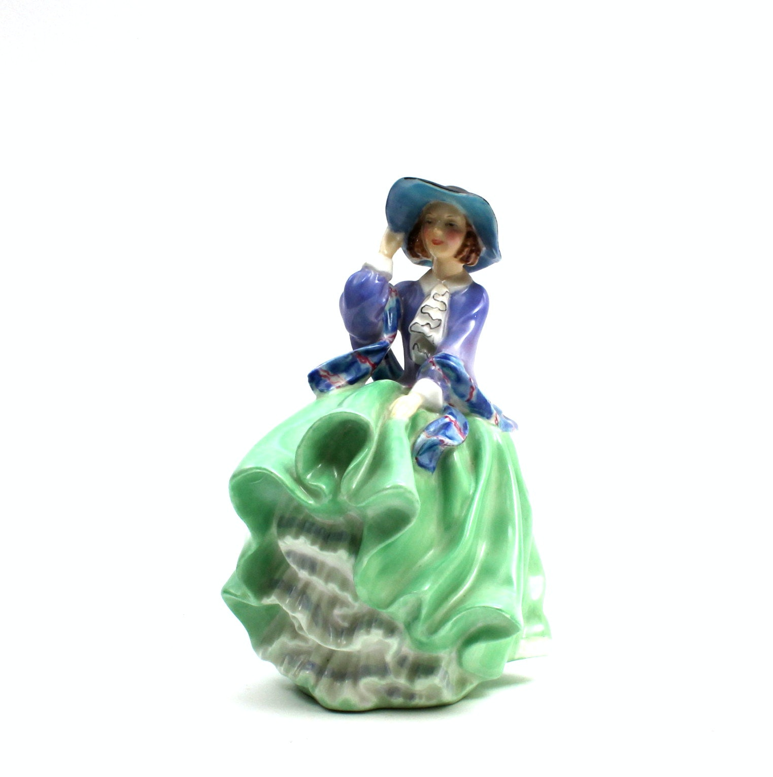 "Royal Doulton ""Top O' The Hill"" Figurine"