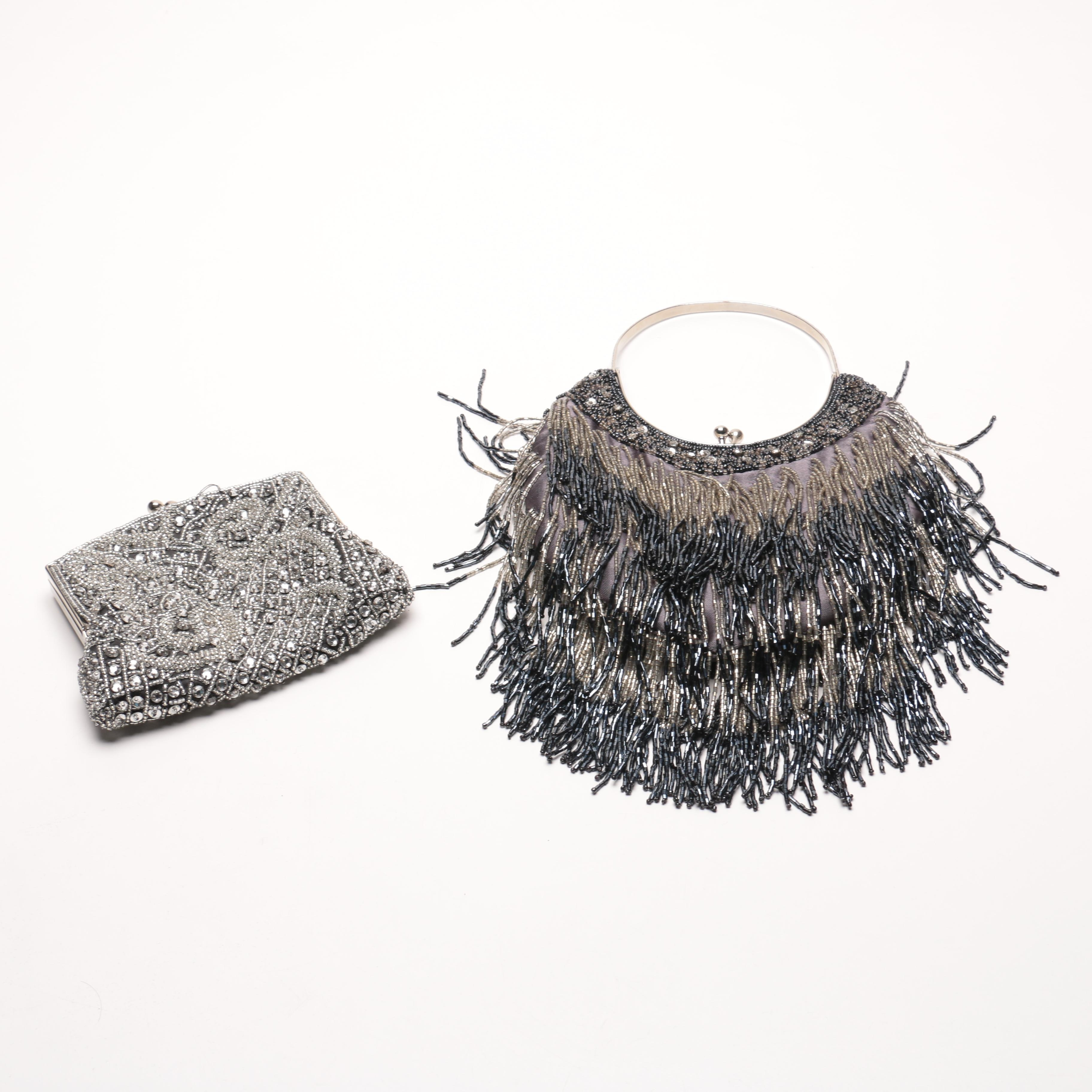 Vintage Inspired Beaded Evening Bags