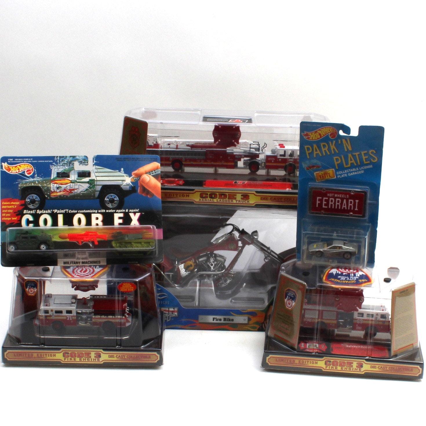 Die Cast Model Vehicles
