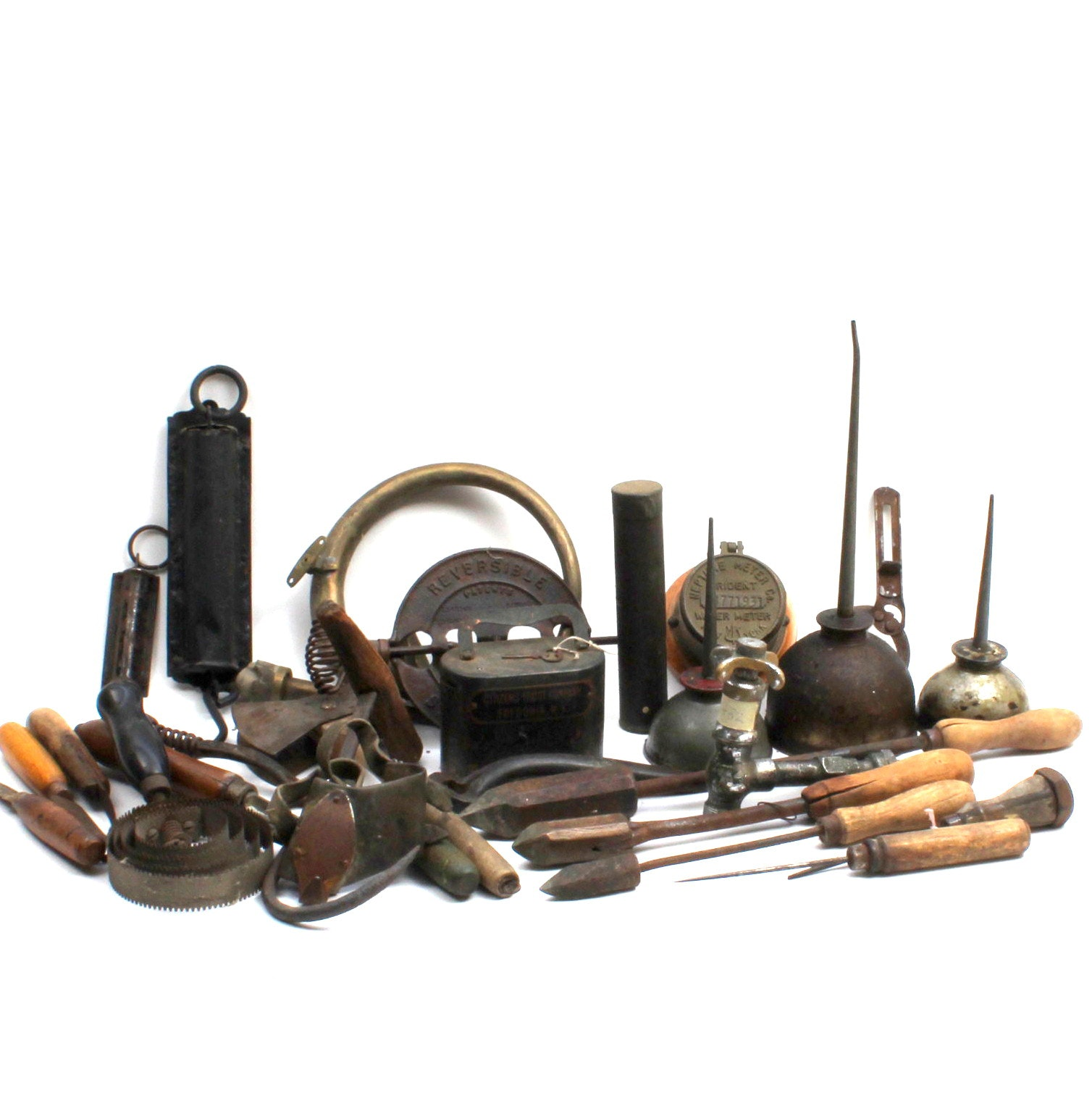 Vintage and Antique Tools and Miscellany