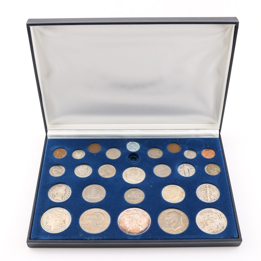 20th Century U.S. Type Coin Collection
