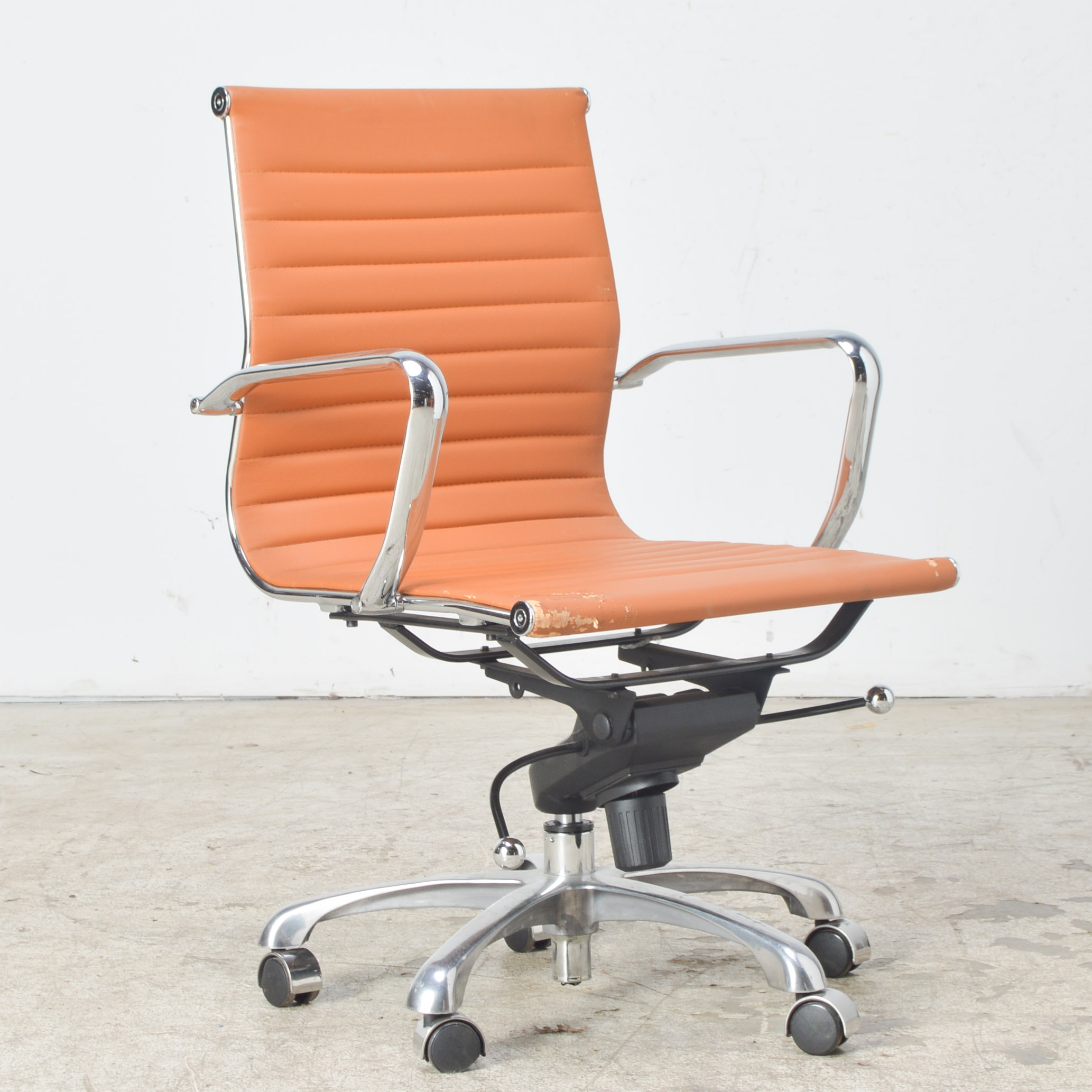 Mid Century Modern Style Office Chair