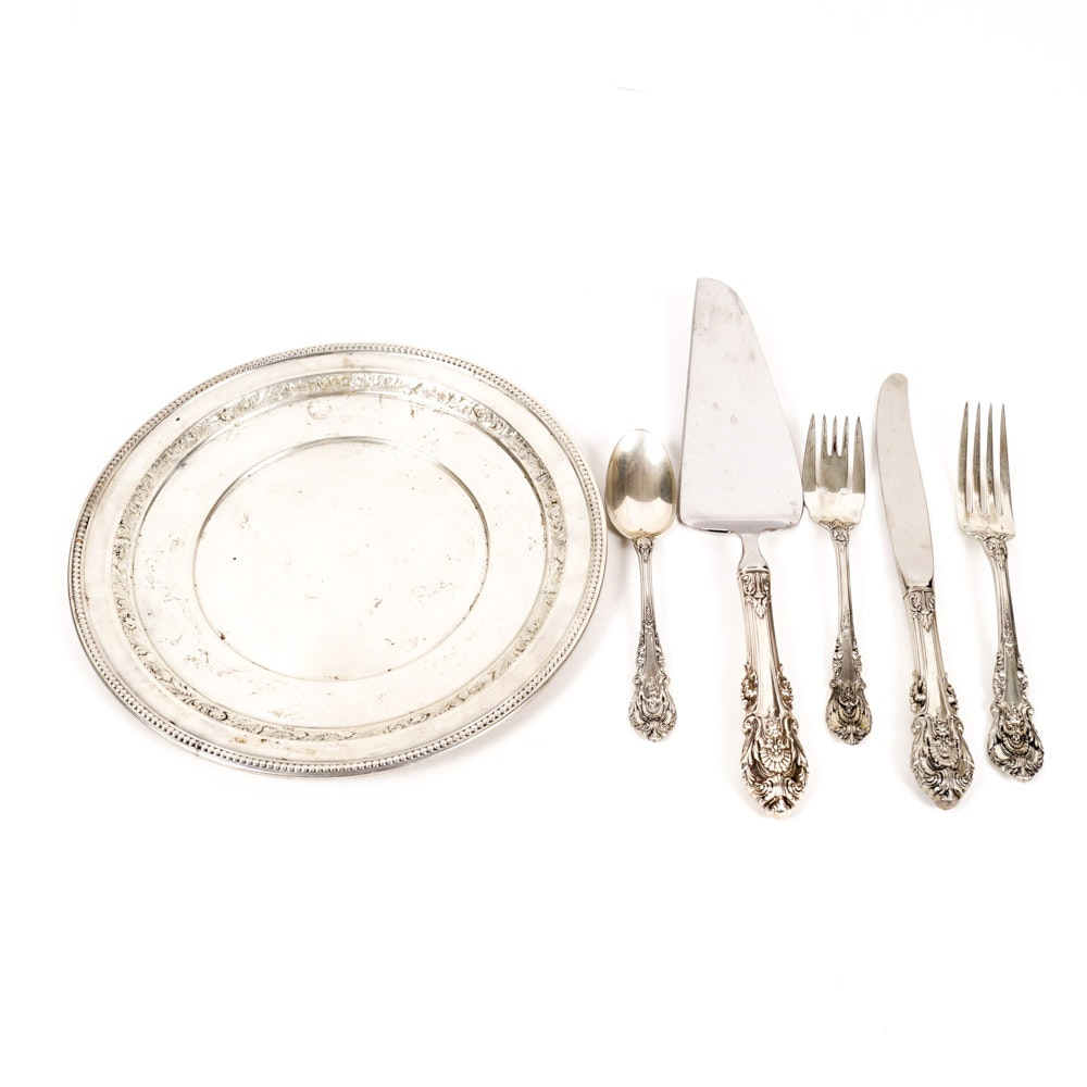 Wallace Sterling Silver Collection