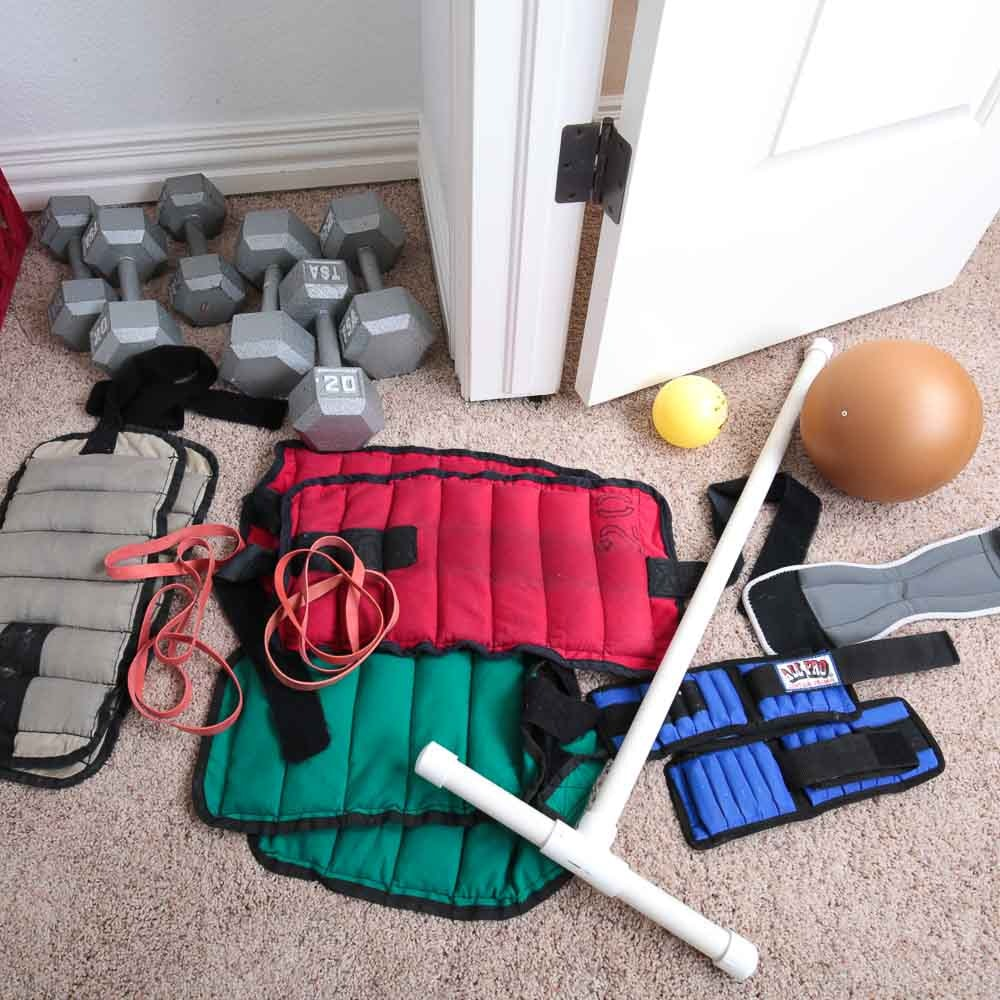 Free Weights and Exercise Equipment
