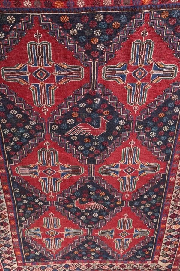 Hand-Knotted Anatolian Area Rug