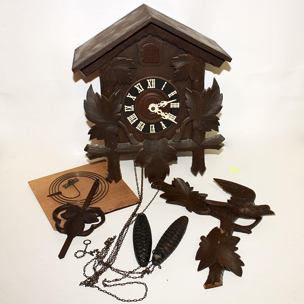 German Cuckoo Clock Kit