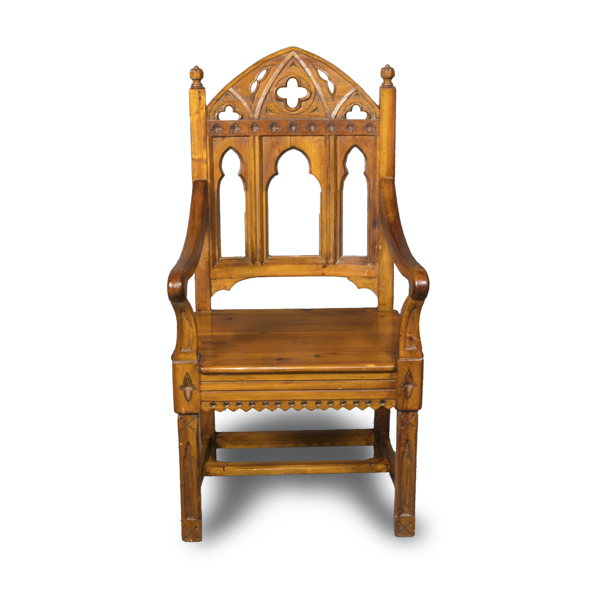 Gothic Style Armchair