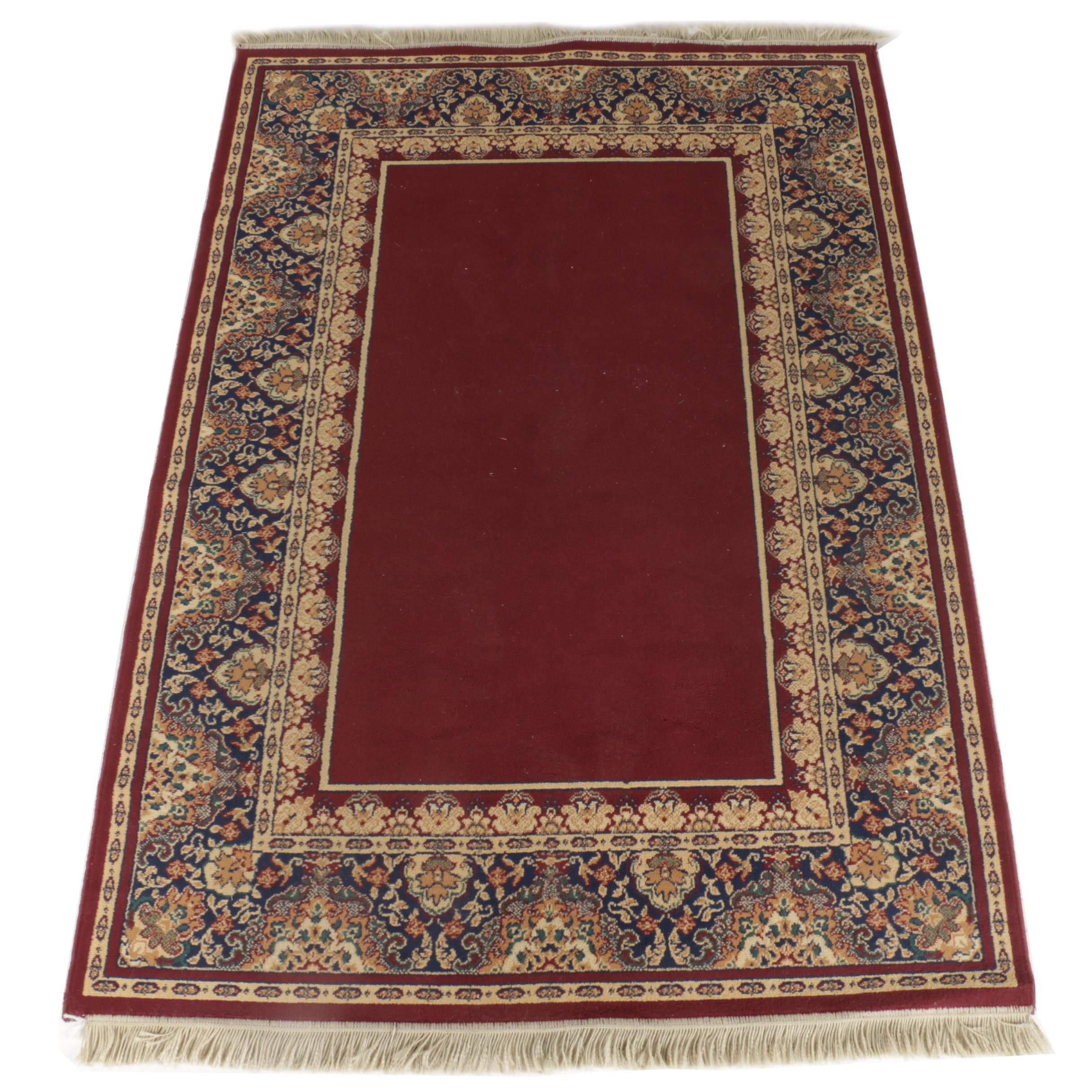 Machine Made Persian Style Area Rug