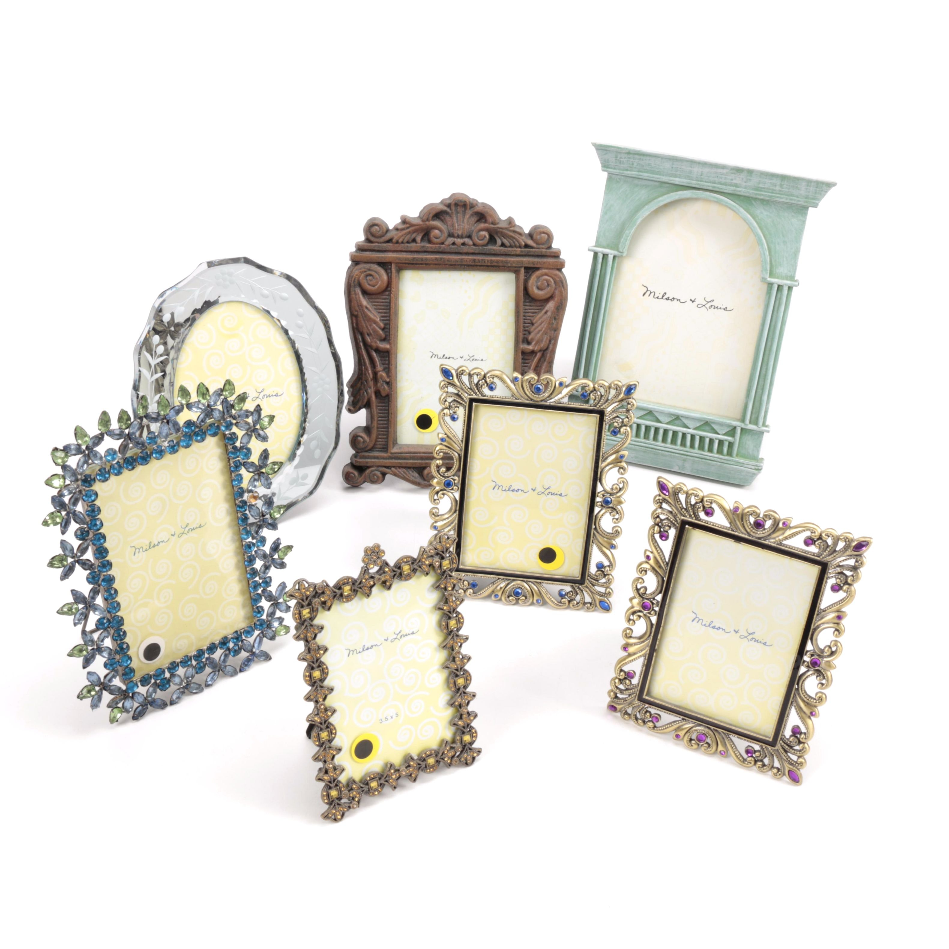 Collection of Milson & Louis Picture Frames