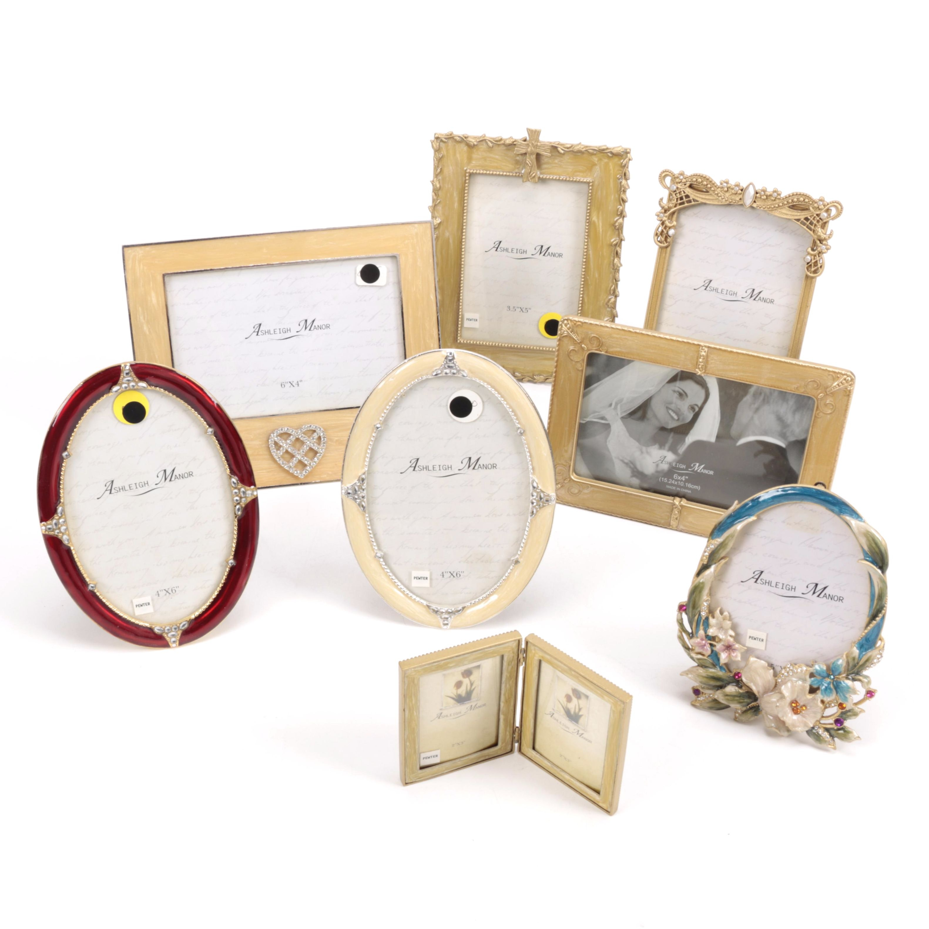 Ashleigh Manor Picture Frames