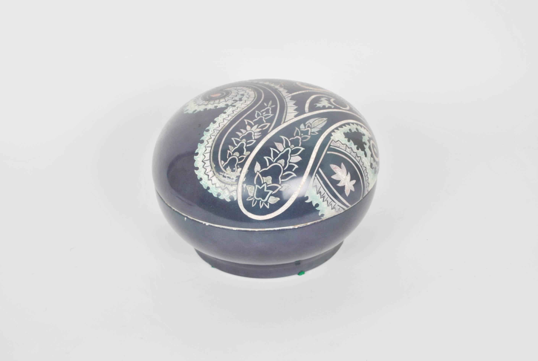 Ceramic Lidded Pot