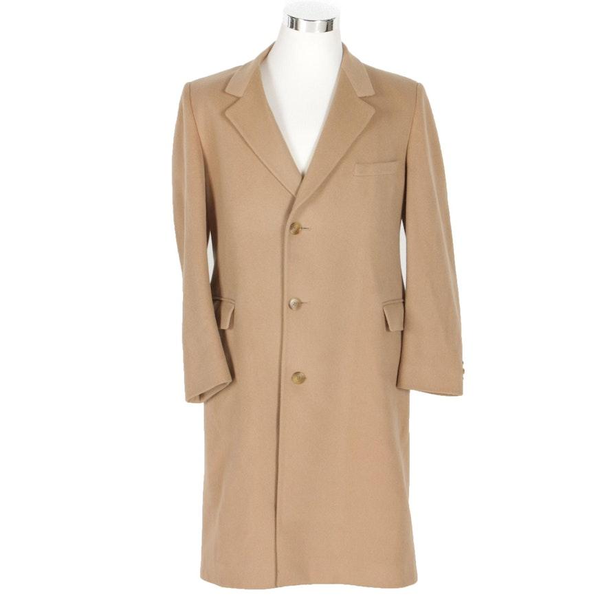 9f540bbc4a9 Men's Yves Saint Laurent Wool Coat : EBTH