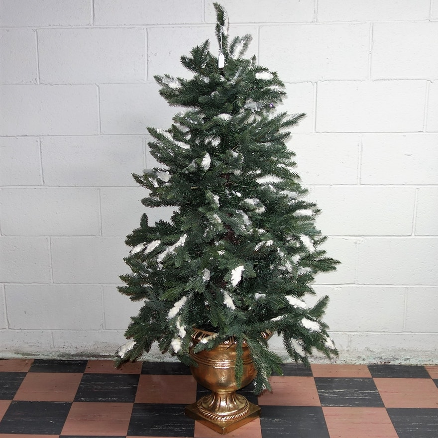 artificial christmas tree by frontgate - Frontgate Christmas Trees