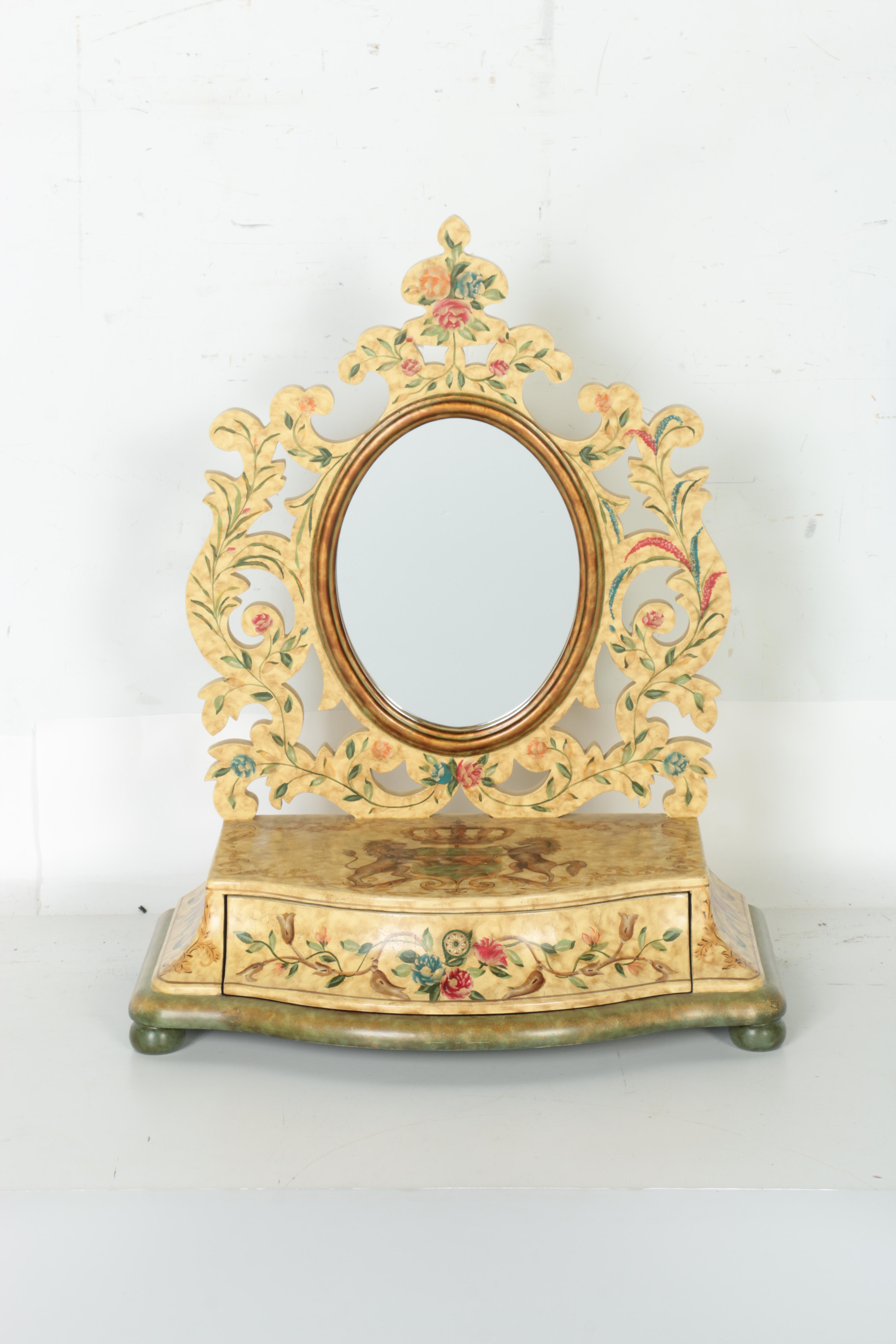 Decorative Table Mirror