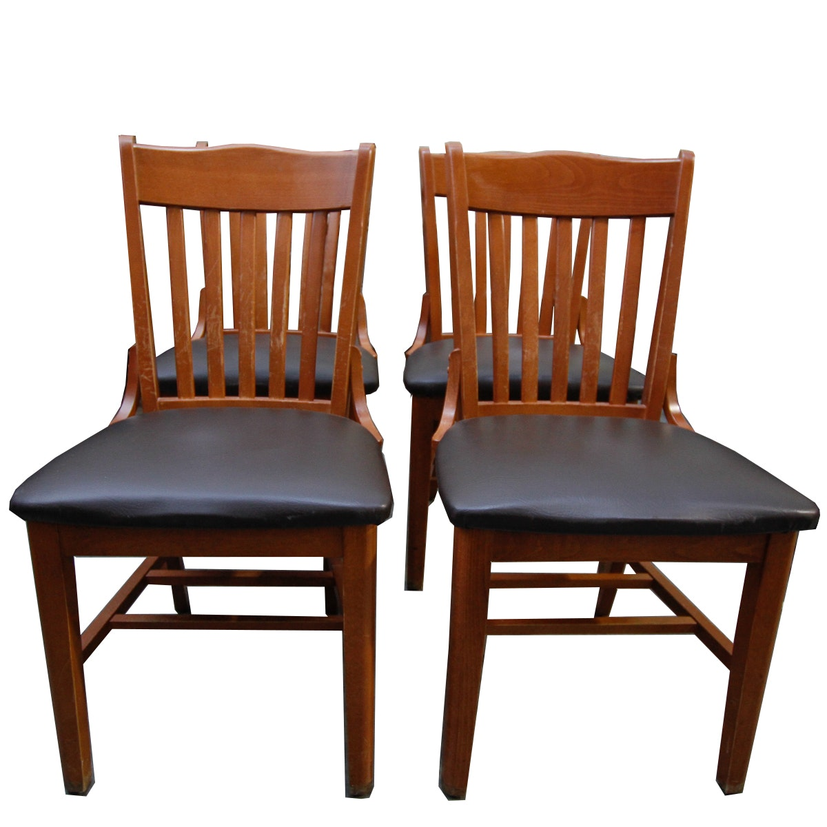 """Old Dominion """"Schoolhouse"""" Side Chairs"""