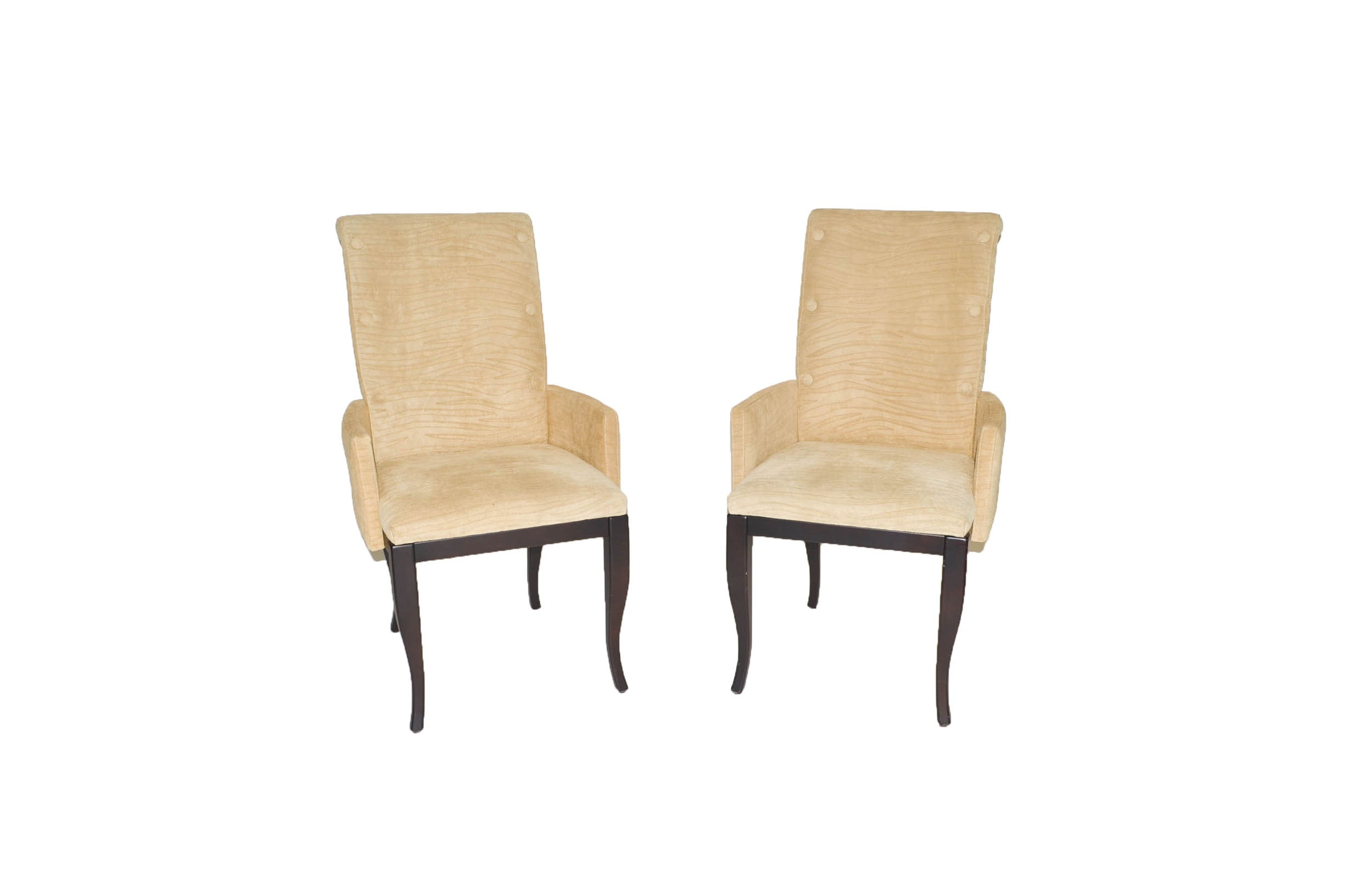 """""""Barbaltadue"""" Armchairs by Smania"""