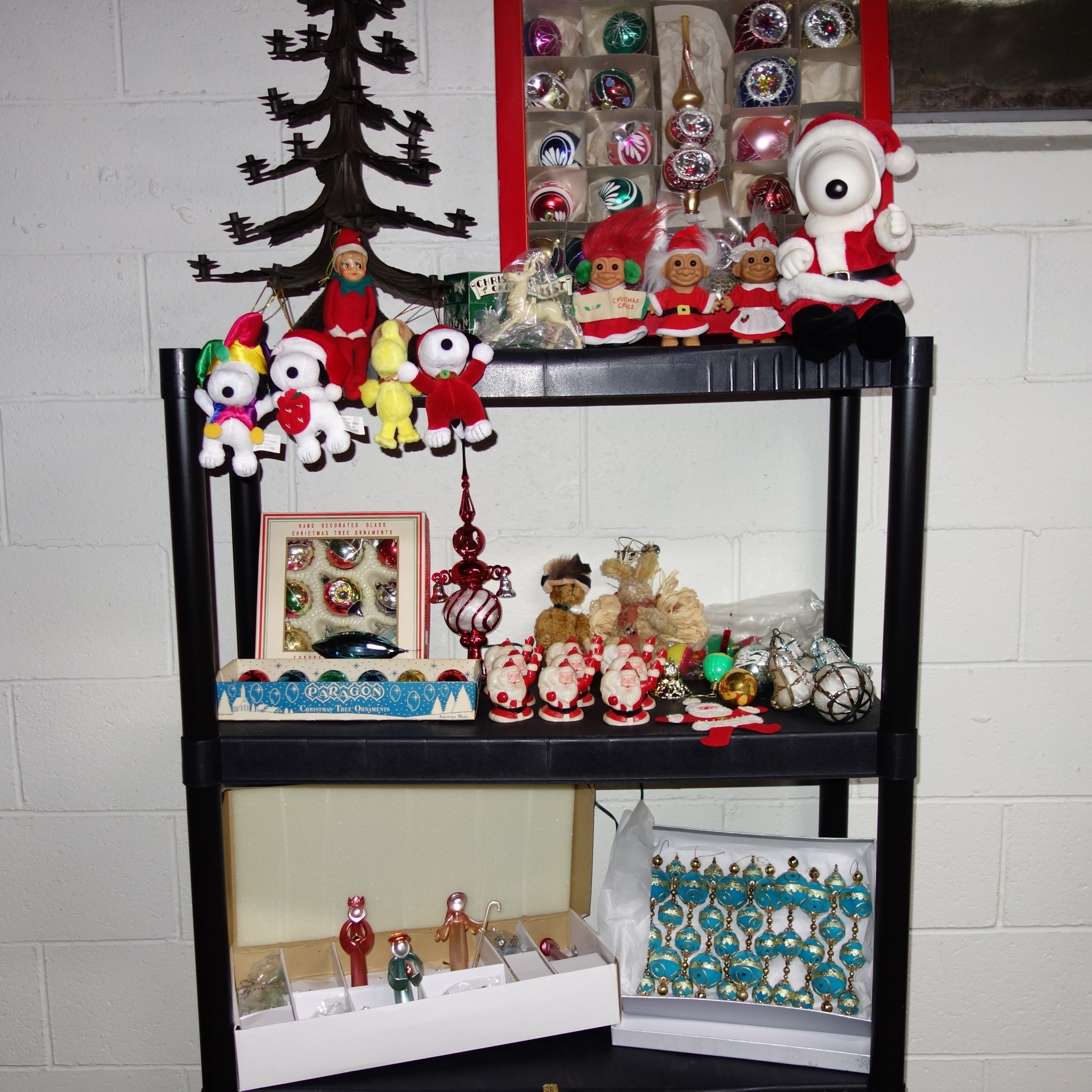Large Christmas Holiday Collection