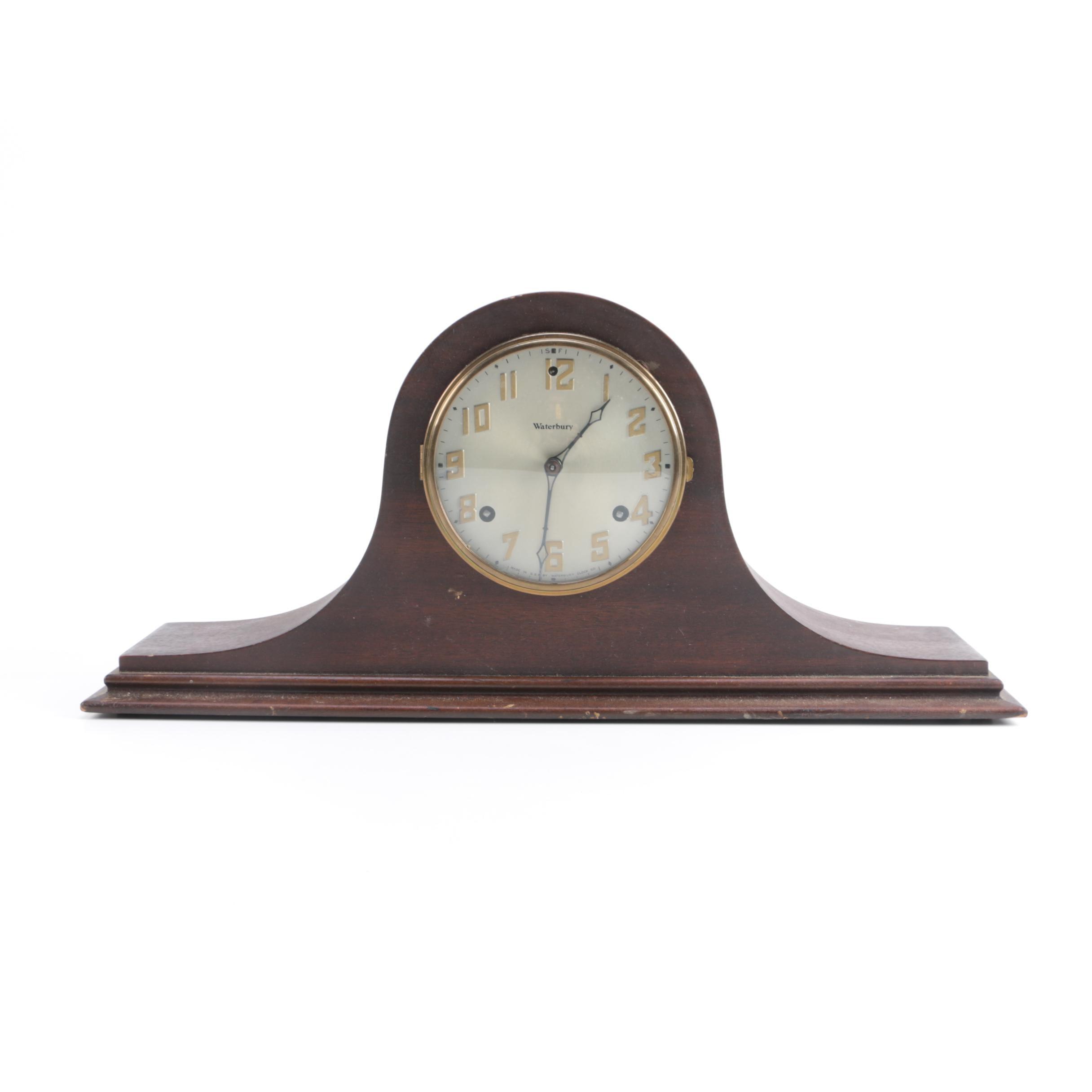 """Waterbury """"Fairfield"""" Mantle Clock"""