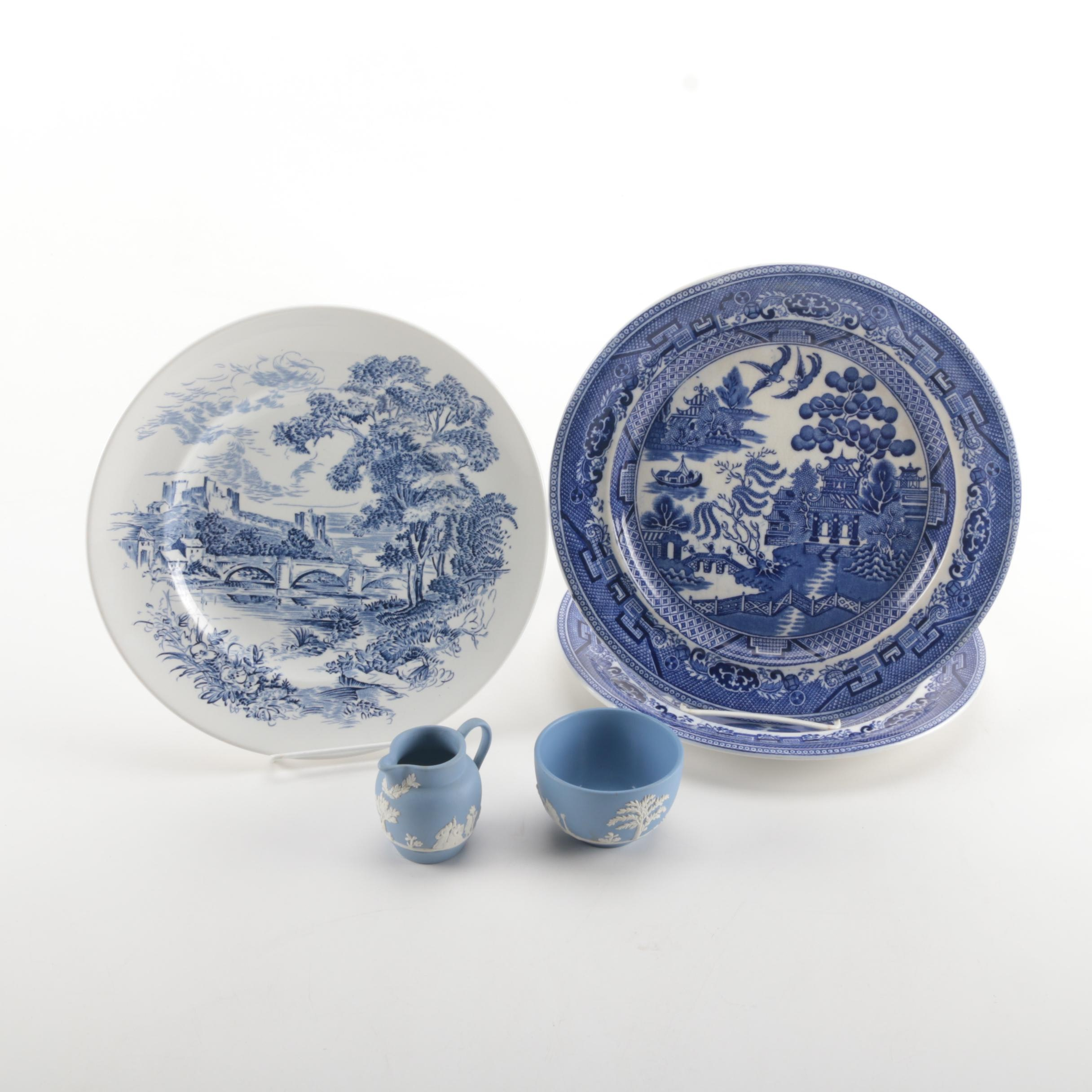 Collection of Wedgwood Tableware