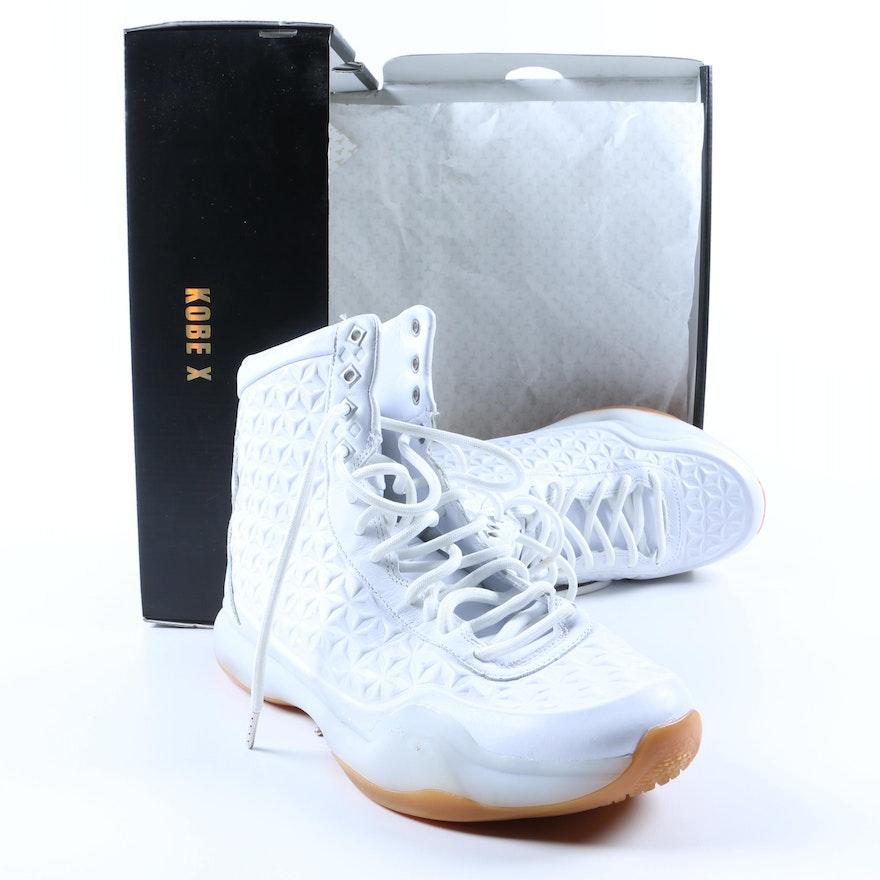 8bb1faa1b78a Nike Kobe X