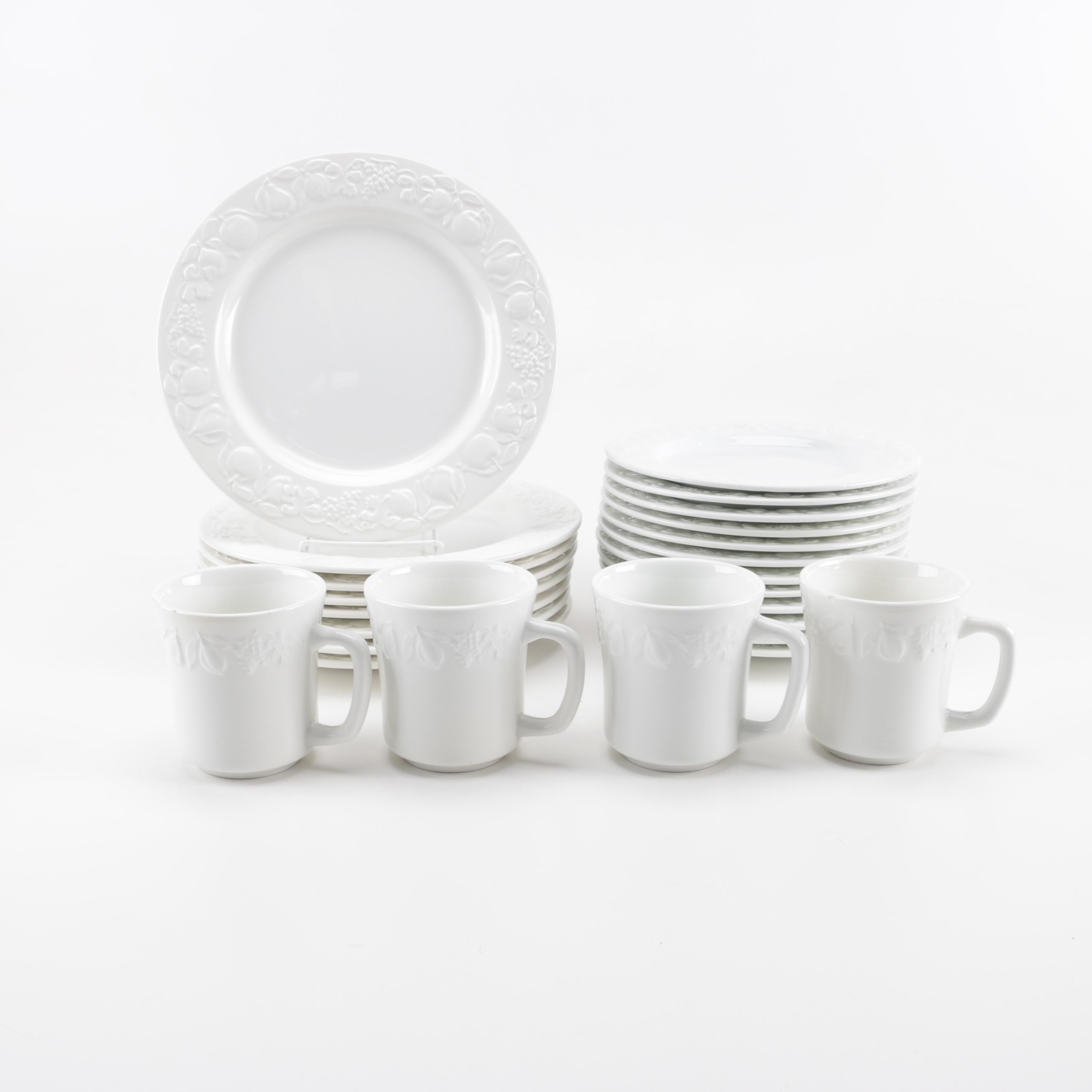 Franco Giorgi by Quadrifoglio Italian Tableware