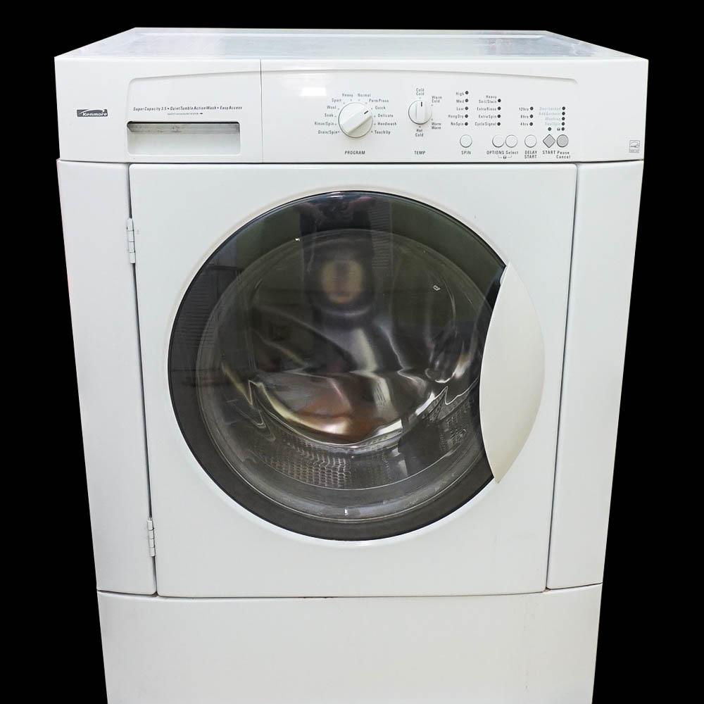 kenmore front load washer. Kenmore Front Load Washer A