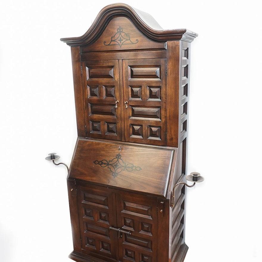 stylist harriman geiger maine vintage elementary lwiston secretary inspiration antique desks desk
