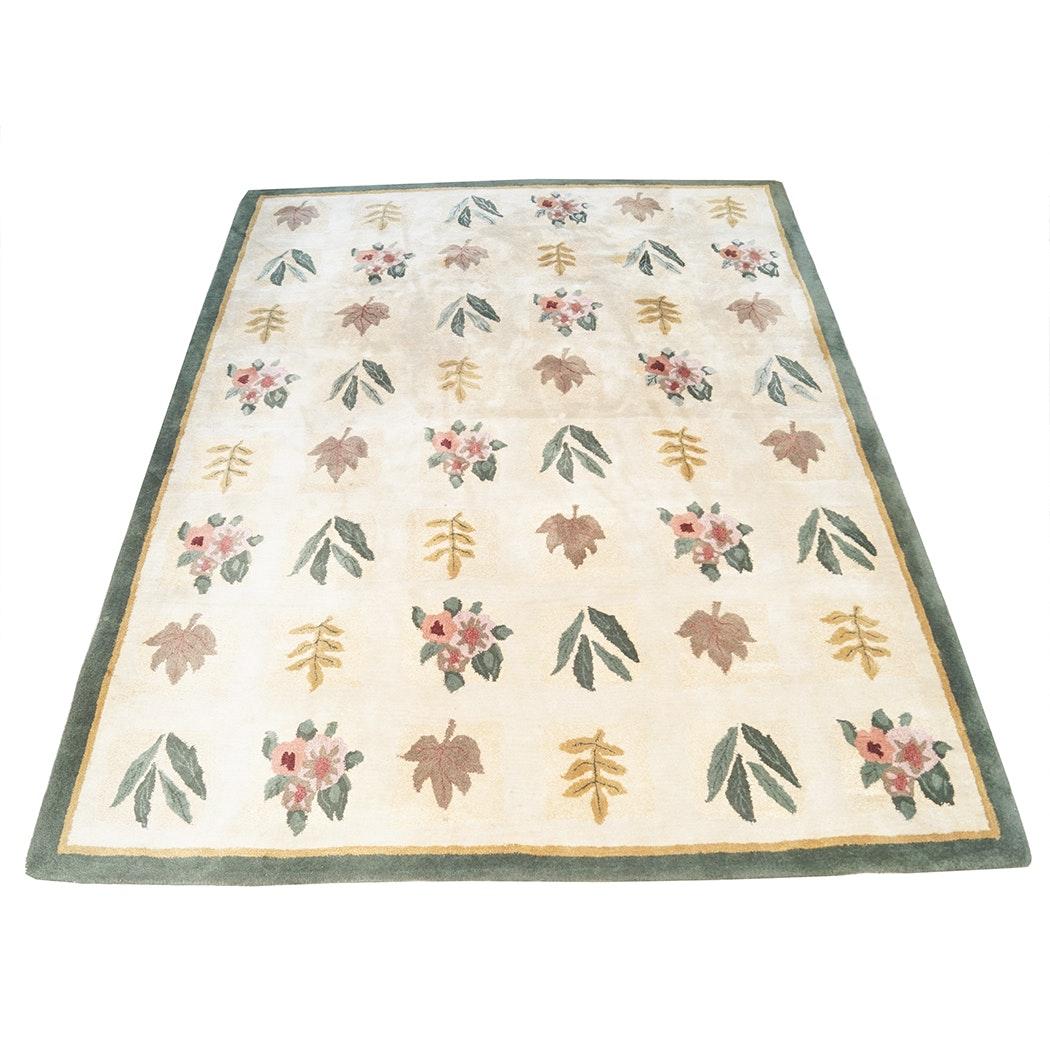 Handmade Indian Area Rug