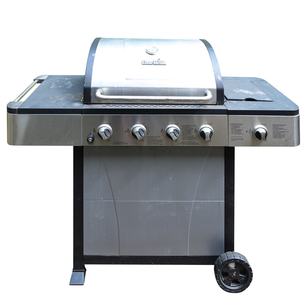 Chair-Broil Gas Grill