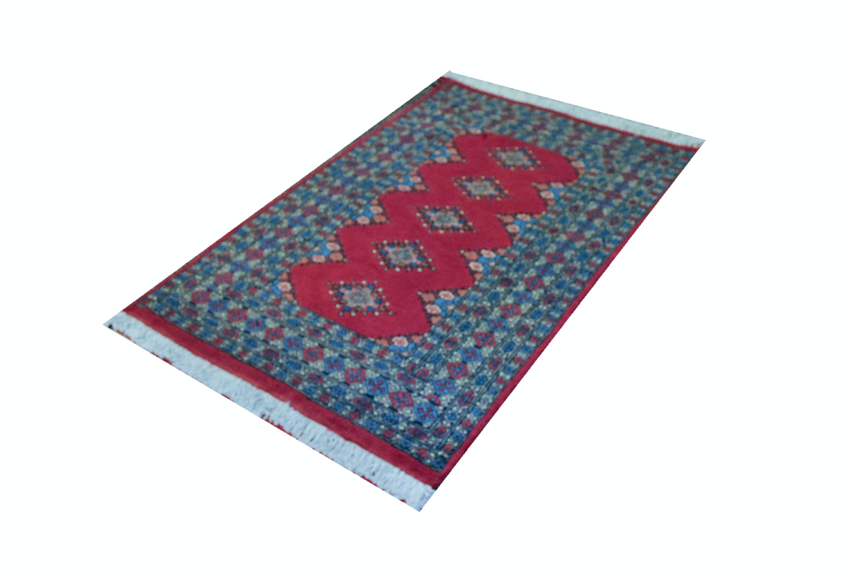 Handmade Persian Style Area Rug