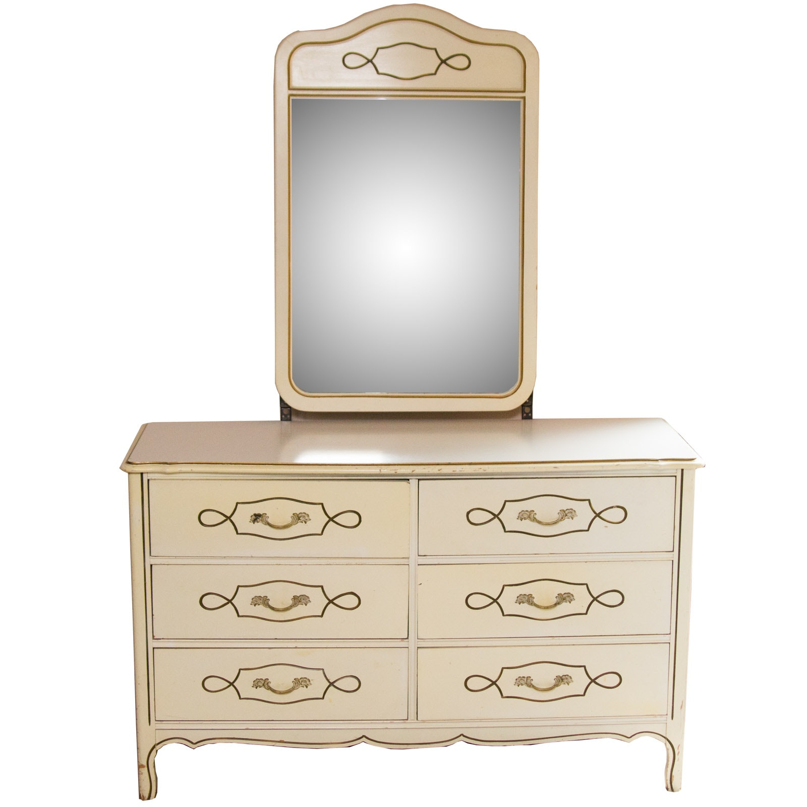 Harmony House Furniture Dresser With Mirror ...