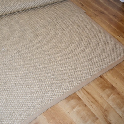 Oatmeal Sisal Area Rug From The Rug Gallery ...